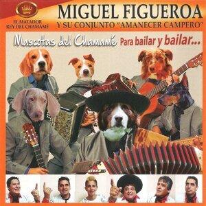 """Miguel Figueroa y su Conjunto """"Amanecer Campero"""" 歌手頭像"""