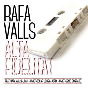 Rafa Valls 歌手頭像
