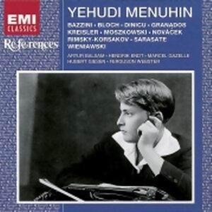 Yehudi Menuhin/Marcel Gazelle/Hendrik Endt/Artur Balsam/Ferguson Webster/Hubert Giesen 歌手頭像