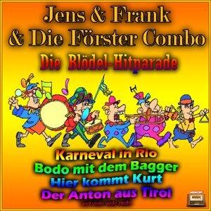 Jens & Frank & Die Förster Combo 歌手頭像