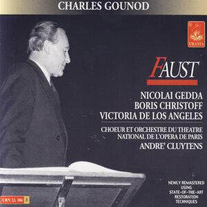 Nicolai Gedda| Victoria de Los Angeles| Boris Christoff 歌手頭像