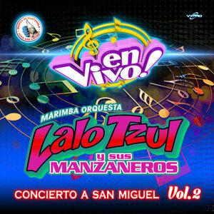 Lalo Tzul y Sus Manzaneros 歌手頭像