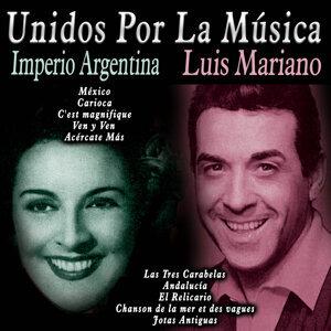 Luis Mariano|Imperio Argentina 歌手頭像