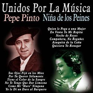 Pepe Pinto & Niña de los Peines 歌手頭像