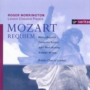 Nancy Argenta/Catherine Robbin/John Mark Ainsley/Alastair Miles/Schotz Choir Of London/Schotz Consort/London Classical Players/Sir Roger Norrington 歌手頭像