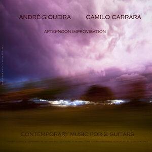 André Siqueira e Camilo Carrara 歌手頭像