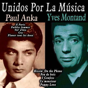 Yves Montand|Paul Anka 歌手頭像