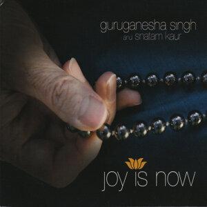 GuruGanesha Singh with Snatam Kaur