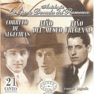 Corruco de Algeciras, Niño del Museo, Niño Frenegal 歌手頭像