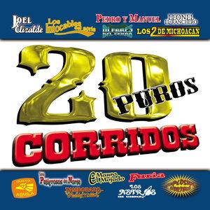 20 Puros Corridos 歌手頭像