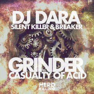 DJ Dara, Silent Killer & Breaker