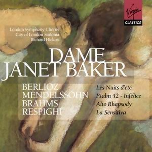 Dame Janet Baker/London Symphony Chorus/City Of London Sinfonia/Richard Hickox