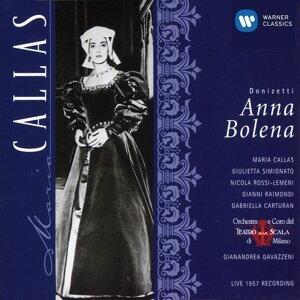 Maria Callas/Gianandrea Gavazzeni/Coro E Orchestra Del Teatro Alla Scala, Milano/Giulietta Simionato/Nicola Rossi-Lemeni 歌手頭像
