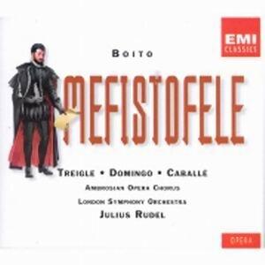 Placido Domingo/Julius Rudel/Ambrosian Placido Domingo/Julius Rudel/Ambrosian Opera Chorus/London Symphony Orchestra/Norman Treigle/Montserrat Caballe 歌手頭像