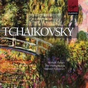 Mikhail Pletnev/Philharmonia Orchestra/Vladimir Fedoseyev 歌手頭像