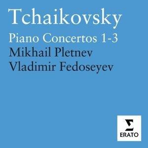 Mikhail Pletnev/Philharmonia Orchestra/Vladimir Fedoseyev アーティスト写真