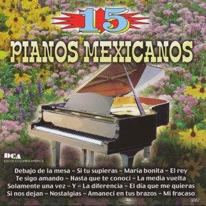 Pianos Mexicanos 歌手頭像