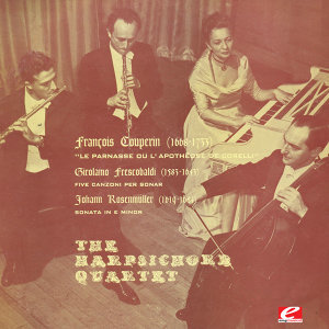 The Harpsichord Quartet 歌手頭像