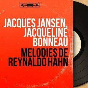 Jacques Jansen, Jacqueline Bonneau 歌手頭像