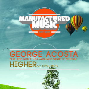 George Acosta featuring Danielle Simeone, Mor Avrahami and Rob Noble 歌手頭像