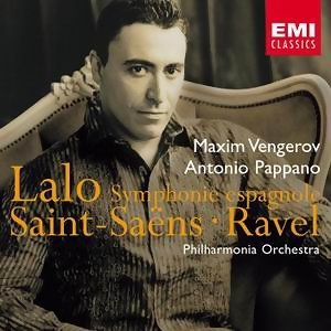 Maxim Vengerov/Antonio Pappano/Philharmonia Orchestra 歌手頭像