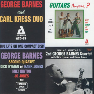 George Barnes and Carl Kress Duo 歌手頭像