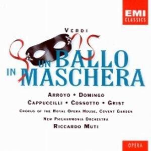 Placido Domingo/Riccardo Muti/New Philharmonia Orchestra/Martina Arroyo/Piero Cappuccilli 歌手頭像