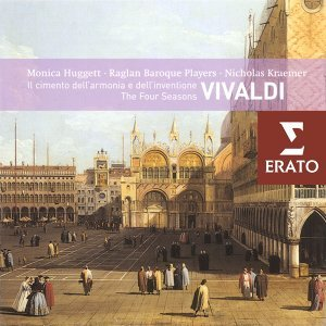 Monica Huggett/Elizabeth Wallfisch/Timothy Mason/Raglan Baroque Players/Nicholas Kraemer アーティスト写真