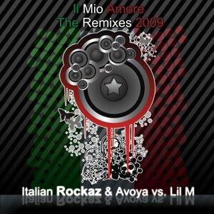 Italian Rockaz, Avoya, Lil M. 歌手頭像