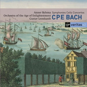 Anner Bylsma/Orchestra Of The Age Of Enlightenment/Gustav Leonhardt 歌手頭像