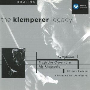Otto Klemperer/Philharmonia Orchestra 歌手頭像