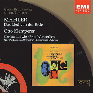 Philharmonia Orchestra/New Philharmonia Orchestra/Otto Klemperer/Christa Ludwig/Fritz Wunderlich