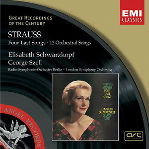 London Symphony Orchestra/Elisabeth Schwarzkopf/George Szell/Radio-Symphonie-Orchester Berlin 歌手頭像