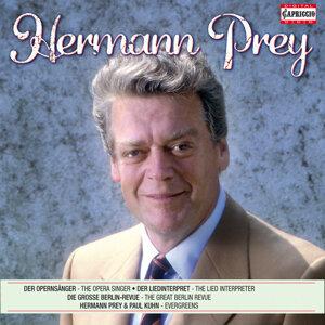 Hermann Prey (普雷) 歌手頭像