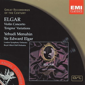 Yehudi Menuhin/Sir Edward Elgar 歌手頭像