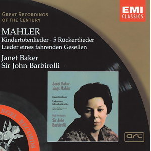 Dame Janet Baker/Sir John Barbirolli/Halle Orchestra/New Philharmonia Orchestra 歌手頭像
