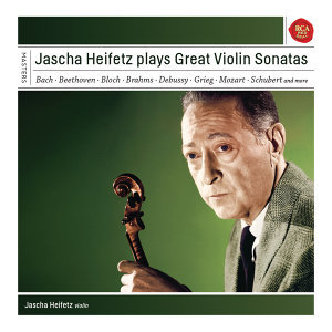 Jascha Heifetz (海飛茲) 歌手頭像
