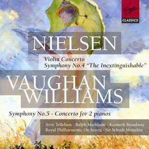Yehudi Menuhin/Arve Tellefsen/Royal Philharmonic Orchestra