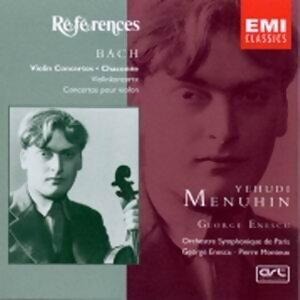 Yehudi Menuhin/George Enescu/Orchestre Symphonique De Paris/Pierre Monteux