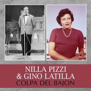 Nilla Pizzi & Gino Latilla 歌手頭像