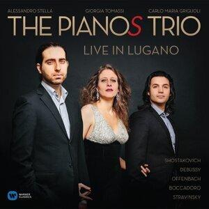 Giorgia Tomassi, Carlo Maria Griguoli, Alessandro Stella 歌手頭像