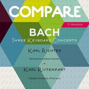 Karl Richter, Karl Ristenpart 歌手頭像