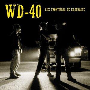 WD-40 歌手頭像