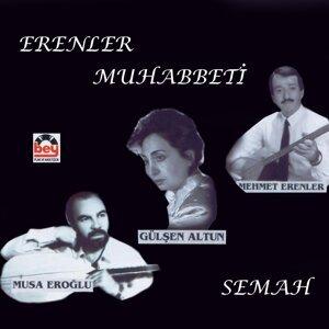 Musa Eroğlu, Gülşen Altun, Mehmet Erenler 歌手頭像