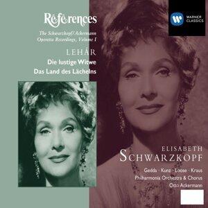 Elisabeth Schwarzkopf/Otto Ackermann/Philharmonia Orchestra 歌手頭像