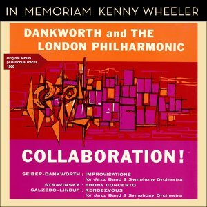 The Johnny Dankworth Band, The London Philharmonic Orchestra 歌手頭像