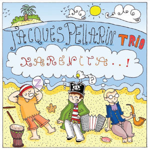 Jacques Pellarin Trio 歌手頭像