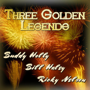 Buddy Holly|Bill Haley|Ricky Nelson 歌手頭像