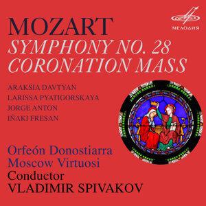 Vladimir Spivakov | Moscow Virtuosi | Orfeón Donostiarra 歌手頭像