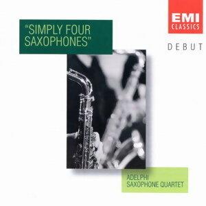 Adelphi Saxophone Quartet 歌手頭像